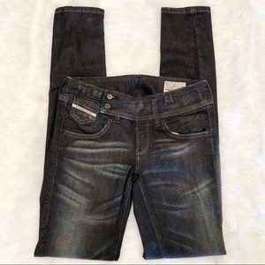 Diesel Jeans Culturebelt Regular Slim Tapered